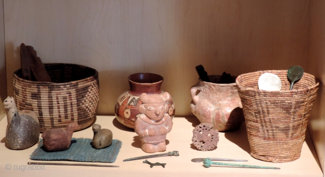 Small selection of Pre-Columbian artifacts dated to between 200 A.D. and 1,500 A.D.  inquire for descriptions.  More available.