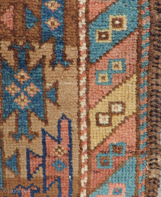 This 19th century Baluch rug is FREE with the purchase of any item from my pages priced @ $700 or more. If you've had your eye on anything, now would be a  ...