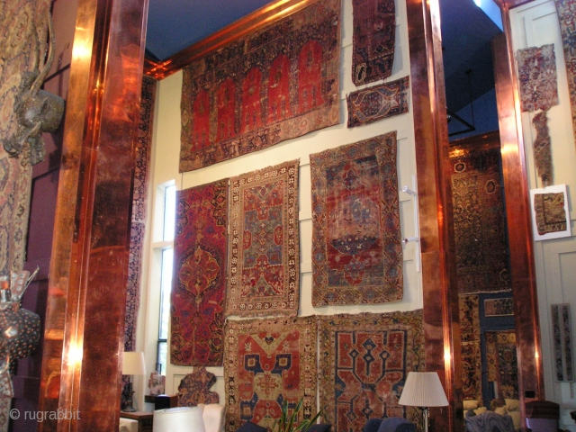 Event Notice: (Please R.S.V.P.) The San Francisco Bay Area Rug Society and Jim Dixon in conjunction with the Antique Rug and Textile Show this October in San Francisco will be sponsoring a  ...