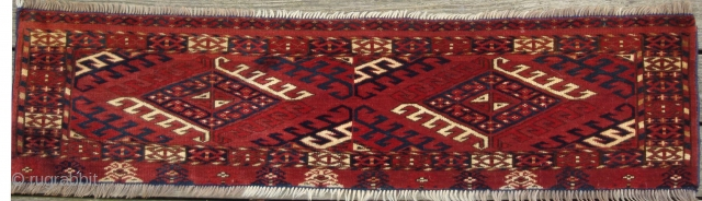 Superb Turkmen trapping, 19th century