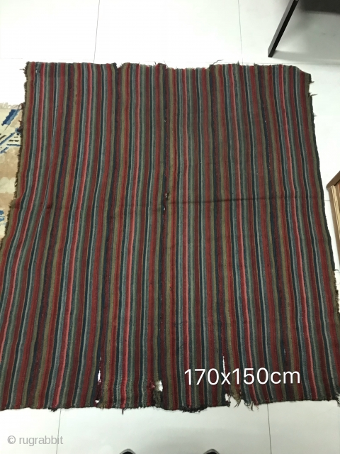 Tibetan mongrel,  In the mid-19th century,  Size 170x150cm,  The discount price is $285, including air freight.