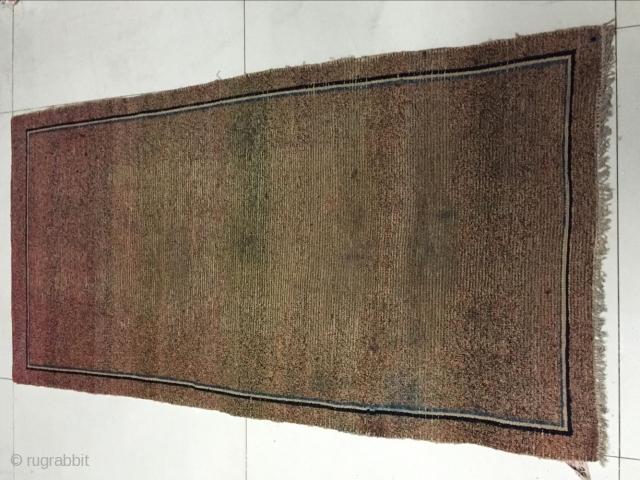 12:56:19 巨明正 2016/12/29 12:56:19 Tibetan carpets, s about 1900, 157 cmx84cm size, price concessions