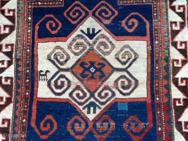 Fachralu prayer rugs  size150/83 cm need repair