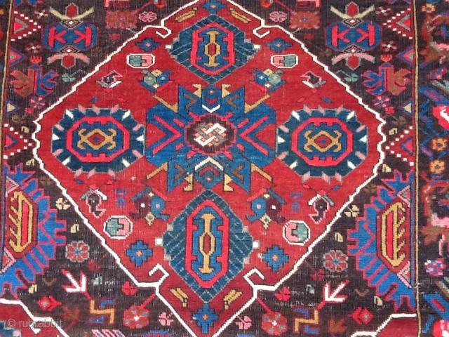 Kuba shirwan Size 184 x120 cm