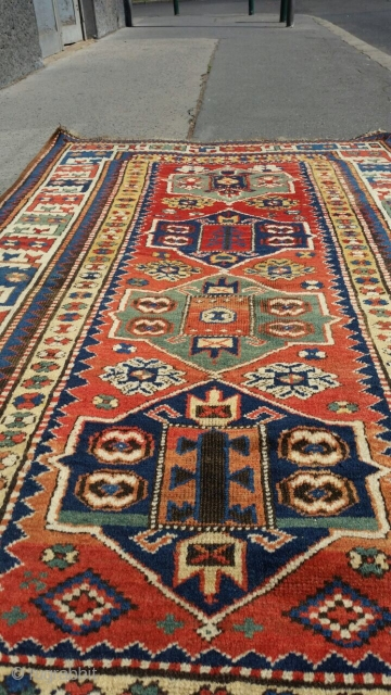 Kasak good condition great bordure size 220/145 cm