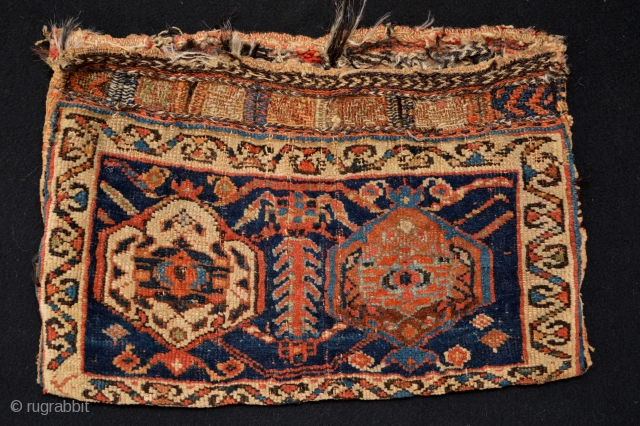 Beautiful 19th century Afshar Chanteh or small bag.. 