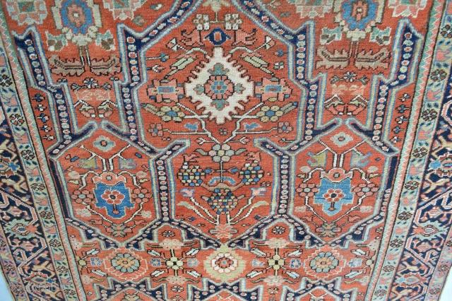 Extraordinary Antique Roomsize Heriz Rug https://www.ebay.com/itm/EXTRAORDINARY-HERIZ-SERAPI-AREA-ROOMSIZE-RUG-CIRCA-1900S-/112625706914?hash=item1a3903e7a2