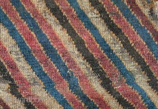 Persain Gabeh  Central of Iran Bakhtiari Or Border of Ghashghai rigion size 198cmx130cm wool pile on wool&cotton foundation. no sides or ends missing please ask for more close up images