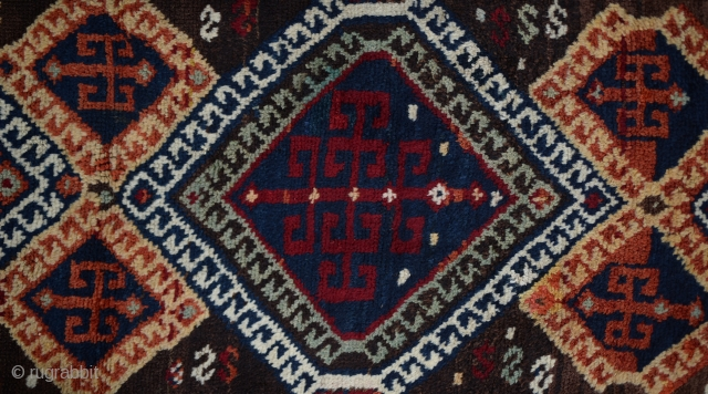 East  Anatolian.Kurdish probably Malatya Carpet,