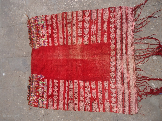 "Verneh horse cover with fine weave,good colors and design.size 2'10*2'8"".E.mail for more info and pics."