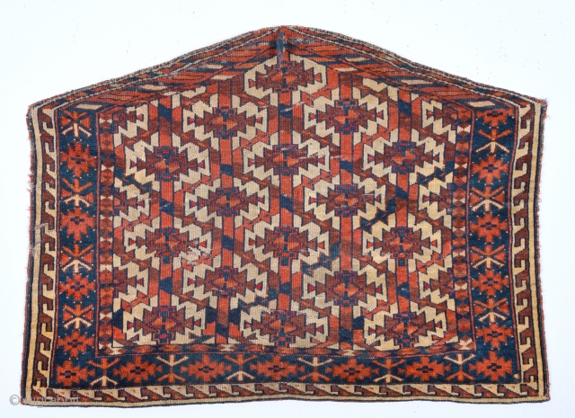 Mid 19th Century Yamud Asmalik Size 66 x 91 cm