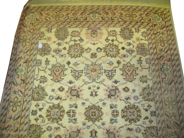 "Ushak Anatolian circa 1935 antique. Size: 340 x 240 (cm) 11' 2"" x 7' 10""  carpet ID: P-1887