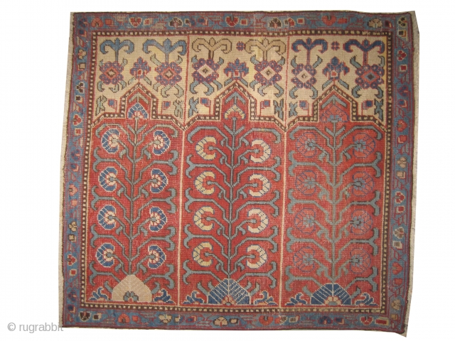 Saff Khotan Samarkand 1780, antique. Collector's item.  