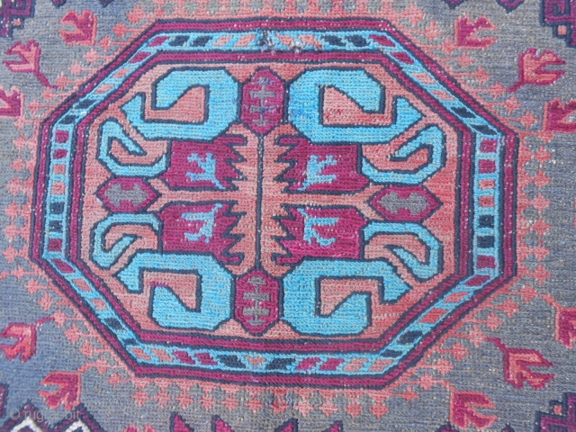 330 x 200  cm.  SOUMACH Caucasus old. Perfect conditions. Very beautiful colours. Wool on wool.    SOLD ==== THANK YOU! ====