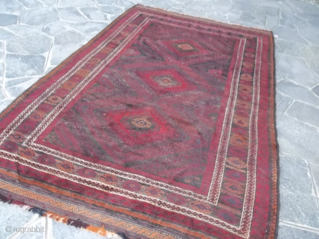 Antique Belouch Mushwani tribe in perfect condition.