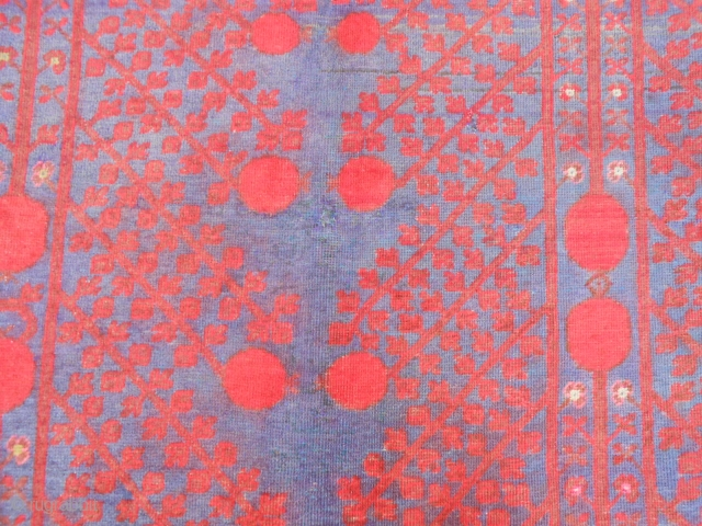 East Turkestan - Xinjiang - Oasi of YARKAND.