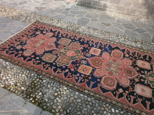 Antique village of Lamba, region of Caucasus KARABAGH.
