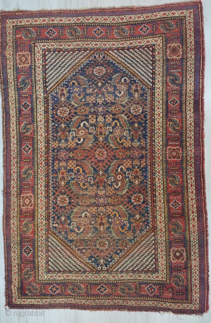 Antique Afshar perfect quality , little worn and low pile. 190x130cm available. Ask for price or more details.