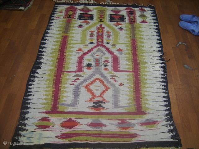 middle-aged rugs Karapınar saf