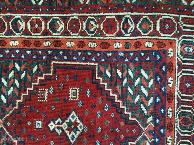 western Anatolia Bergama Sıze 125x180