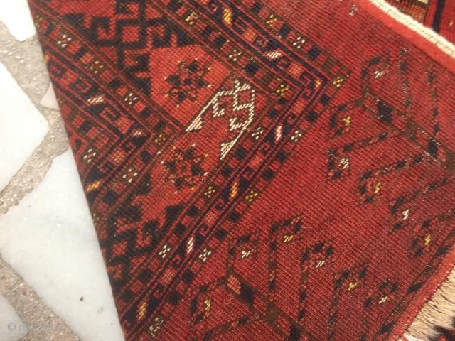 Türkmen Size 167x97