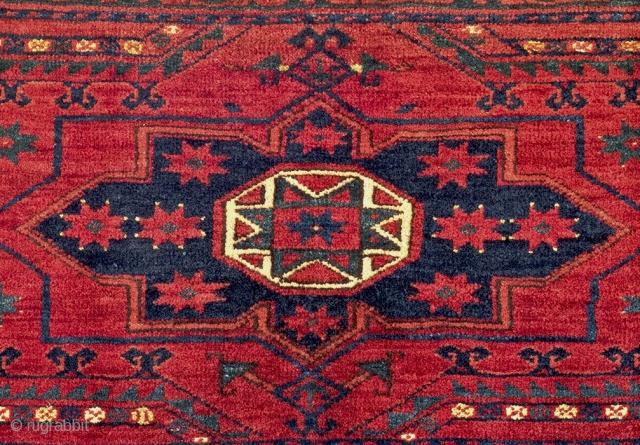 Turkmen, Ersari trapping 165x55cm