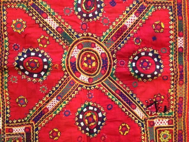 Textile Uzbek 80x77cm
