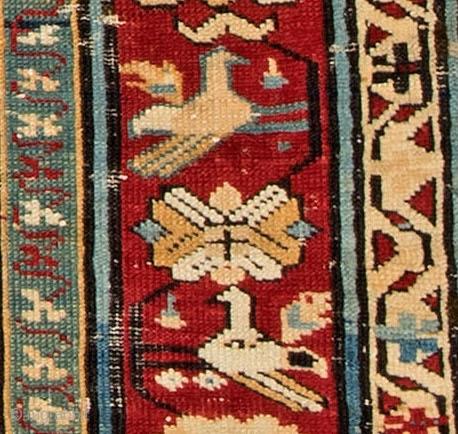 Shirwan rug Kuba, Chila 350 x 156 cm