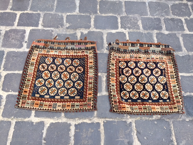 Qashqai pair circa 1900 excellent condition 