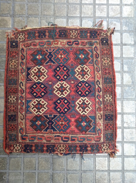 Antique Quch Kurd Sumak.