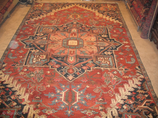 SERAPI CIRCA 1900 