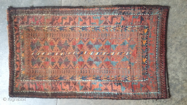 Old balochi balisht