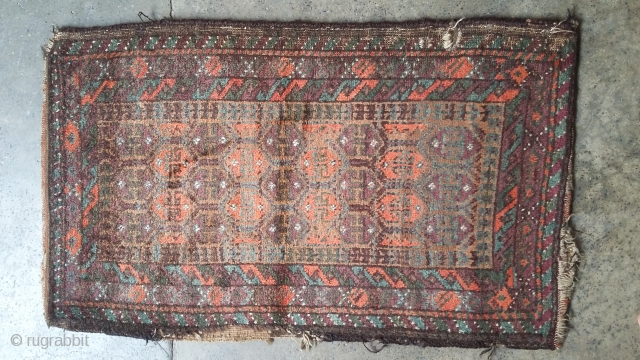 Antique balochi balisht
