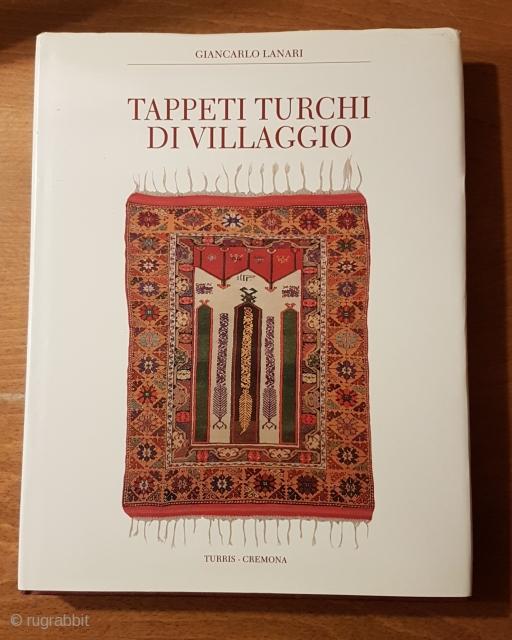 Tappeti Turchi Di Villaggio 1994 Hardcover Giancarlo Lanari