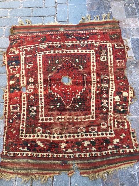 West Anatolian Bergama Rug.