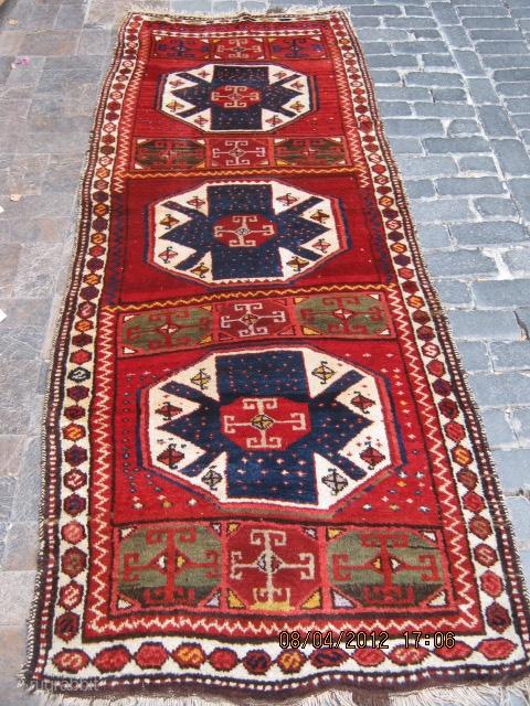 East Anatolian Kurdish Rug.310x110cm