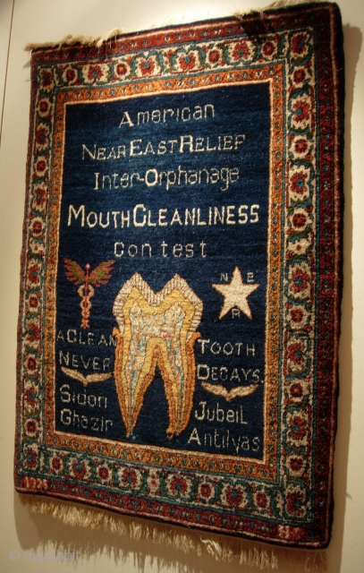 New England Rug Society meeting  Friday, 5 February, 7:00 PM  Armenian Library and Museum of America (ALMA), now Armenian Museum of America, Watertown, MA    Susan Lind-Sinanian, Armenian Orphan Rugs    For  ...