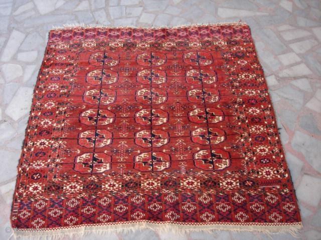 Tekke Turkmen 113x107