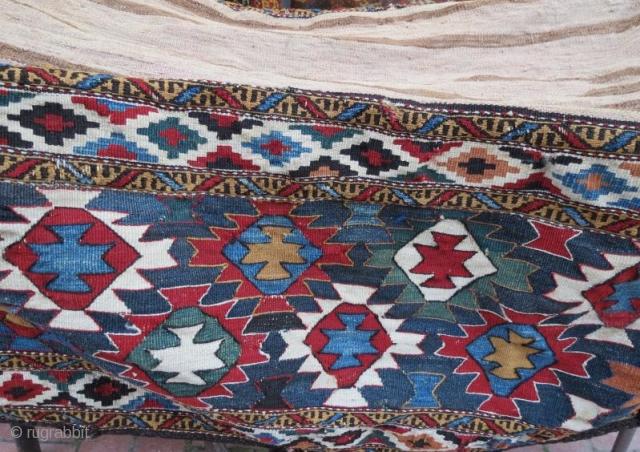 Shasavan Kilim Mafrash, 110 x 50 cm