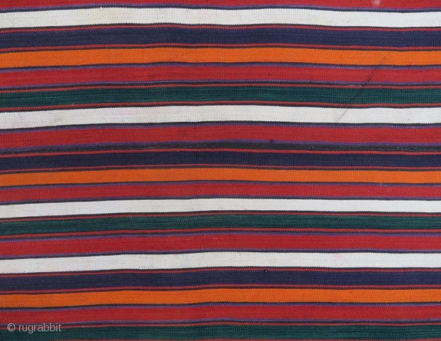 Shasavan Silk Jajim fragment 120 x 94 cm