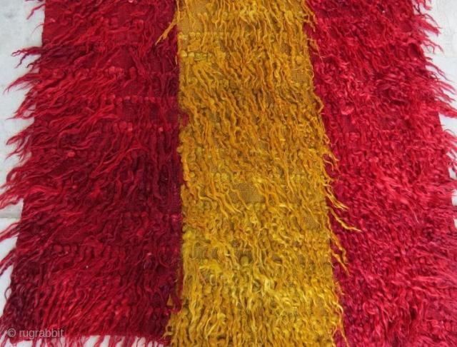Anatolian filikli tipe of tullu,135 x 100 cm