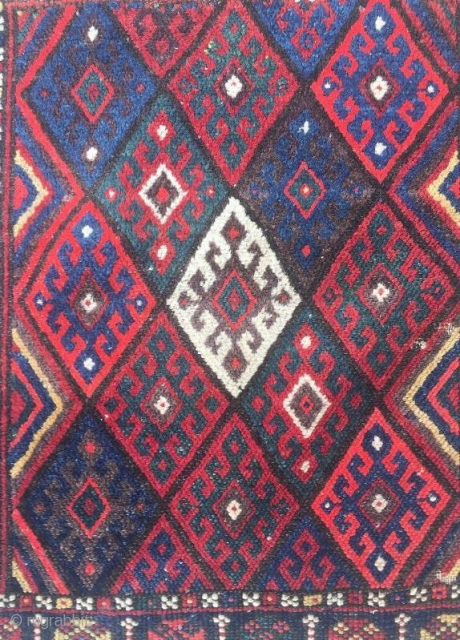 Jaff kurdish bag face 54 x 51 cm  www.eymen.com.tr