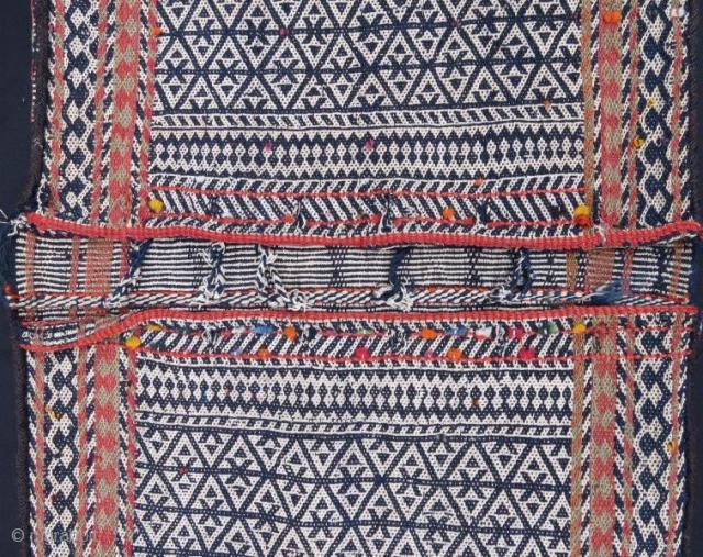 Antique qashgai saddle bag, 114 x 70 cm . www.eymen.com.tr