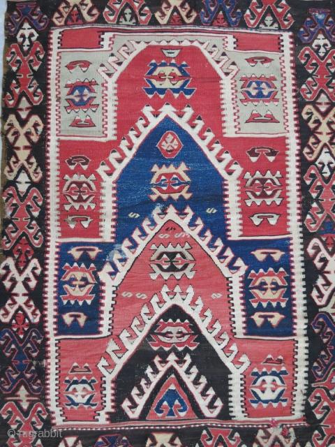 Anatolian prayer konya kilim .160 x 113 cm . www.eymen.com.tr