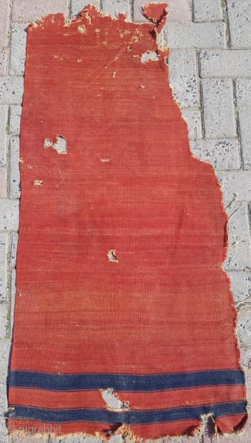 19.th century Yüncü Kilim sıze 65x134