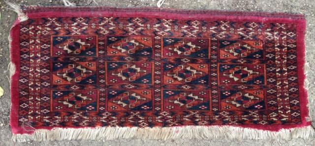 Turkoman small torba 31x75cm