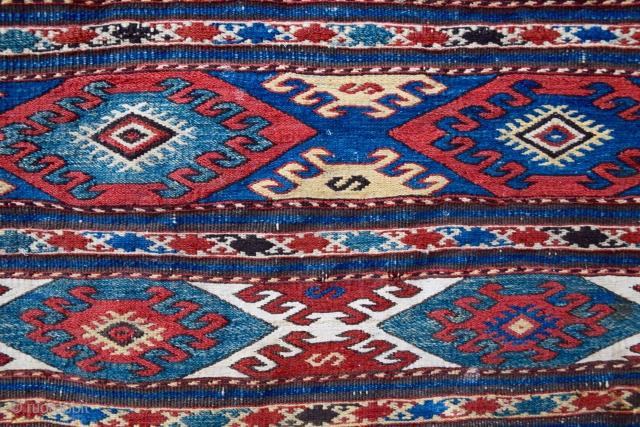 Small Caucasian Sumakh 43x54