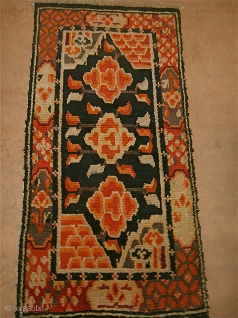 Old Tibet rug