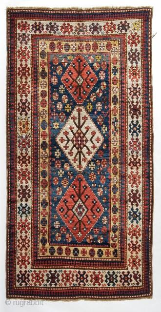 Old Kazak size cm. 240*130
