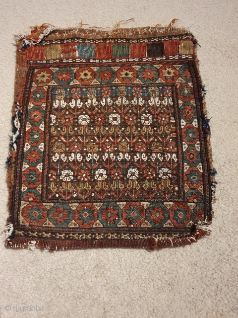 Shahsavan or Northwest bag.